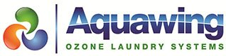 Aquawing Ozone Laundry Systems Logo