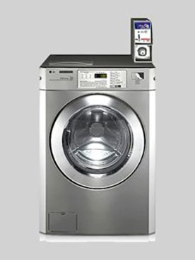 Multiple Housing Commercial Washer