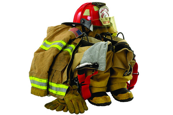 Firefighter Gear.