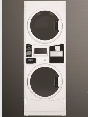 Maytag Commercial - High Efficiency Stacked Washer/Dryer