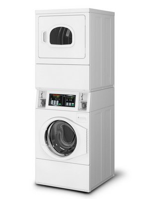Speed Queen - High Efficiency Stacked Washer/Dryer