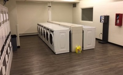 Newly Remodeled Laundry