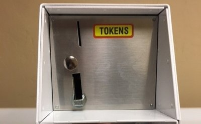 Token Vended Machines