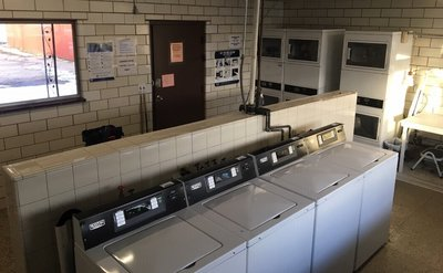 Maytag Top Load Washers & Stacked Dryers
