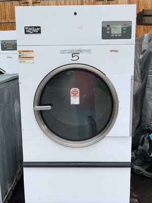 Used Commercial Laundry Equipment | Clean Designs