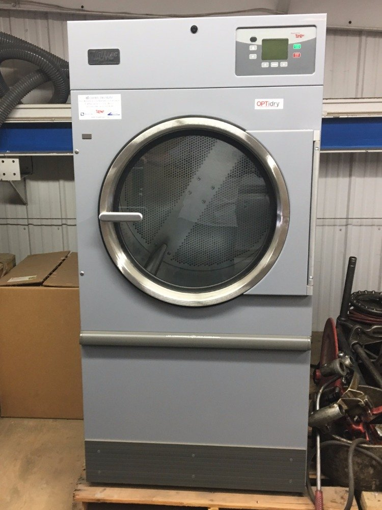 UniMac - NEW Unimac 35lb Electric Dryer Voltage 208/60/1ph