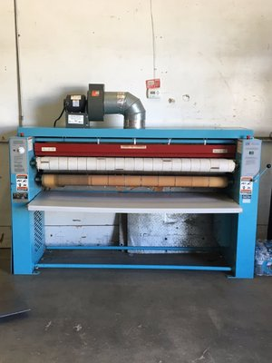 Chicago Dryer - GA-EX Votlage 208/60/3ph